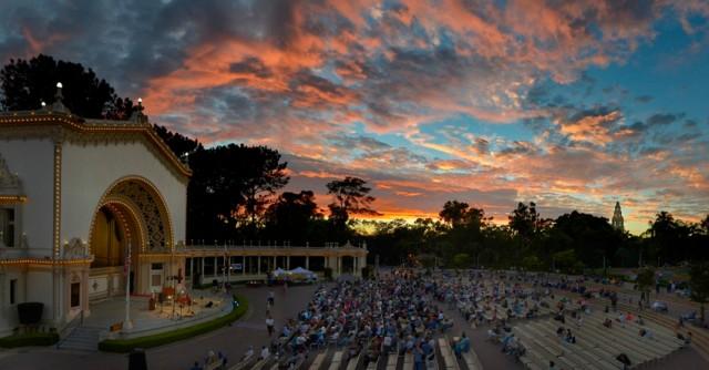 Spreckels Organ Pavilion Summer Concerts