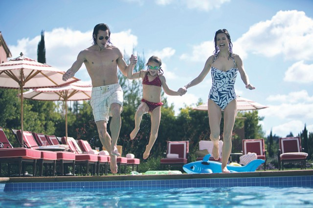 Grand del Mar Family Pool - Family Friendly Hotels