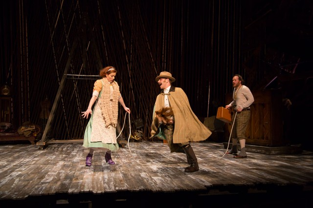 The immensely popular Into the Woods returns to its home at The Old Globe