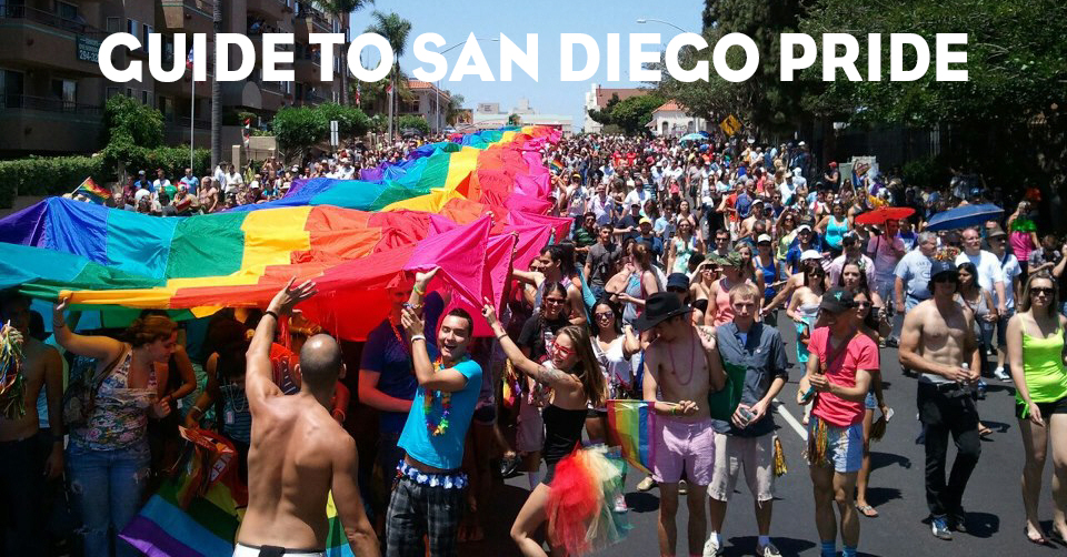 San diego gay weekend