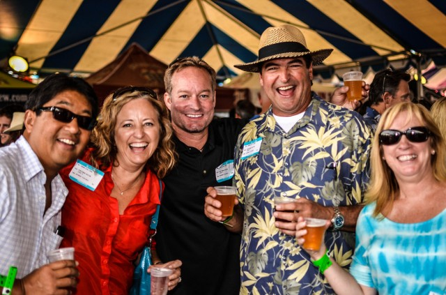 San Diego Beer Fest at the Del Mar Racetrack