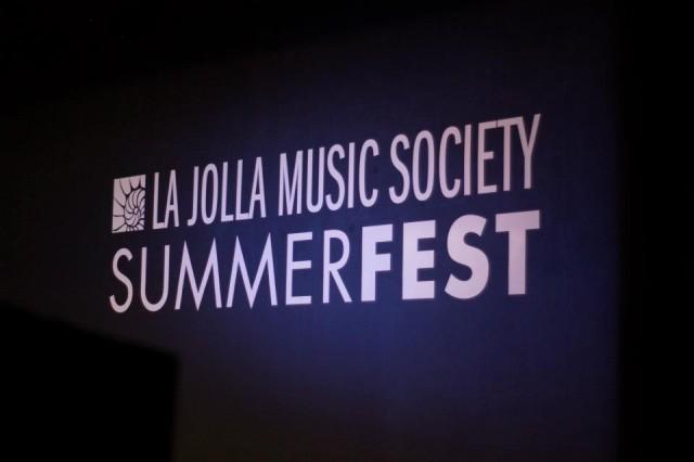 La Jolla Music Society Summerfest