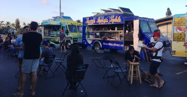 Food Truck Gatherings in San Diego