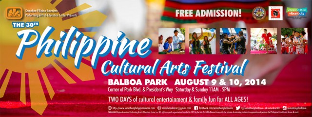 The 30th Philippine Cultural Arts Festival
