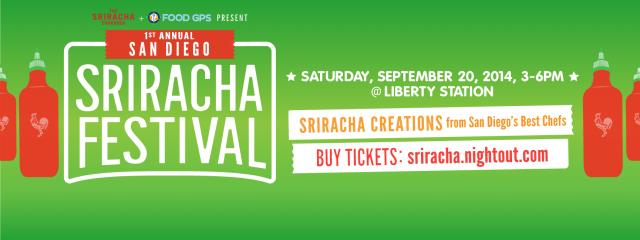 1st Annual Sriracha San Diego Festival