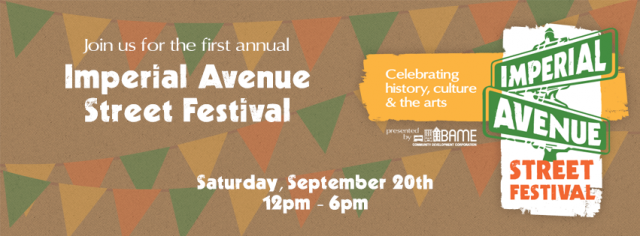 Imperial Avenue Street Festival 2014 - Top Things to Do in San Diego
