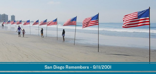 September 11 in San Diego