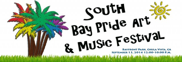 South Bay Pride, Art & Music Festival