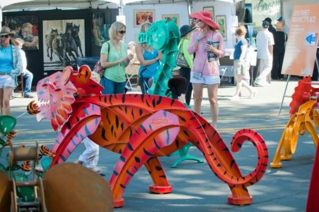 La Jolla Art & Wine Fesitval