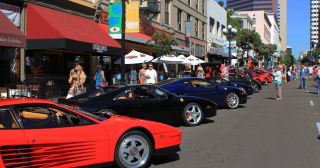 Fifth Avenue Auto Showcase - Top Things to Do in San Diego