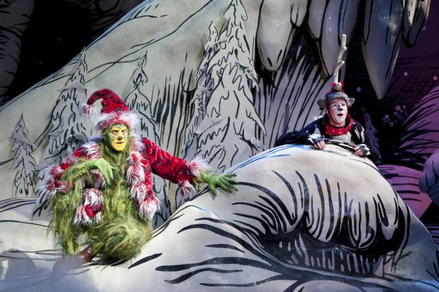 Dr. Suess' How the Grinch Stole Christmas! - Old Globe Theatre