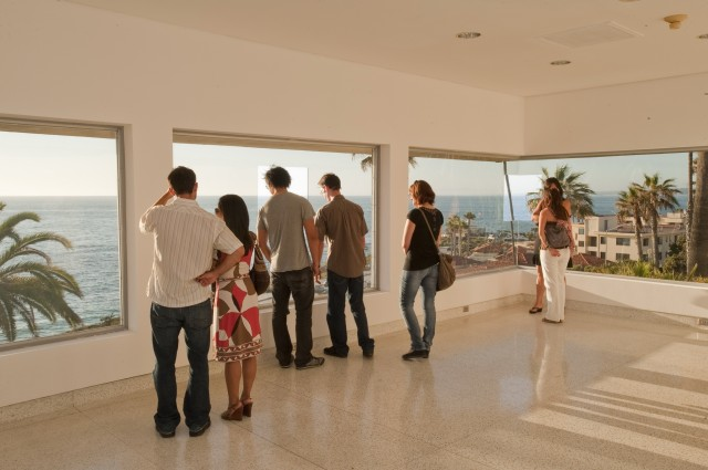 MCASD La Jolla Visitors