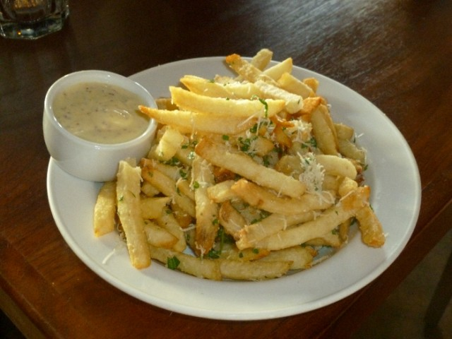 The Smoking Goat Duck Fat Fries