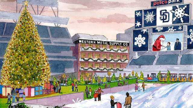 Holiday Wonderland at Petco Park - Top Things to Do