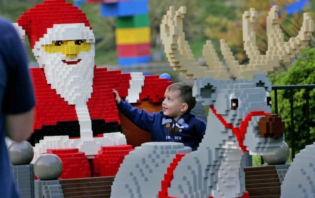 LEGOLAND California Santa