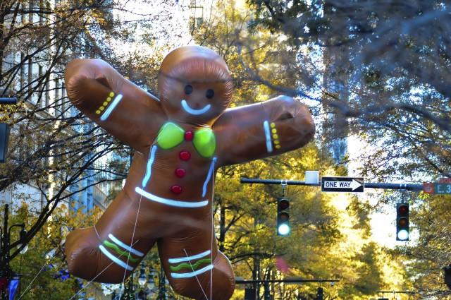 Make some merry memories at the La Jolla Christmas Parade!