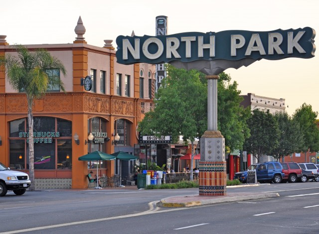 North Park is a must-visit neighborhood for arts lovers