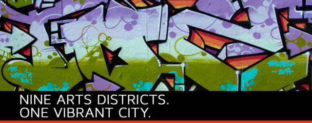 San Diego - Nine Art's Districts, One Vibrant City