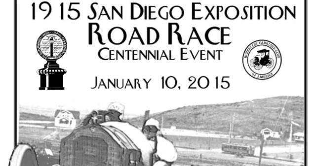 San Diego Exposition Road Race Centennial