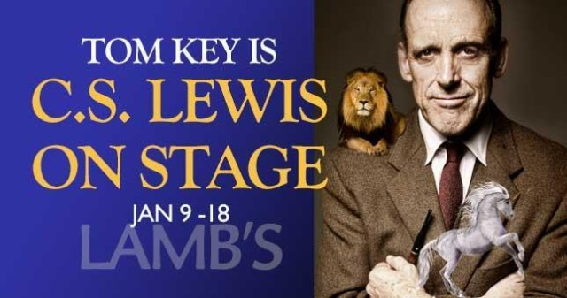 C.S. Lewis on Stage - Lamb's Players Theatre