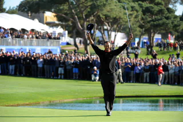 "Tiger says ""See You At Torrey!"" Photo courtesy of Stan Badz/PGA TOUR."