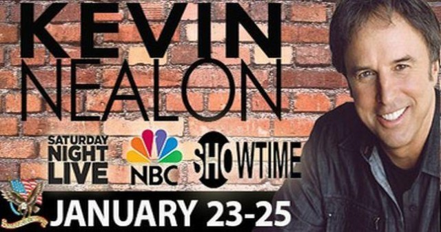 Kevin Nealon at the American Comedy Company