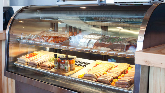 Deli Counter - S&M Sausage & Meat