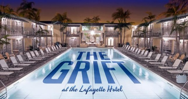 THE GRIFT at the Lafayette Hotel