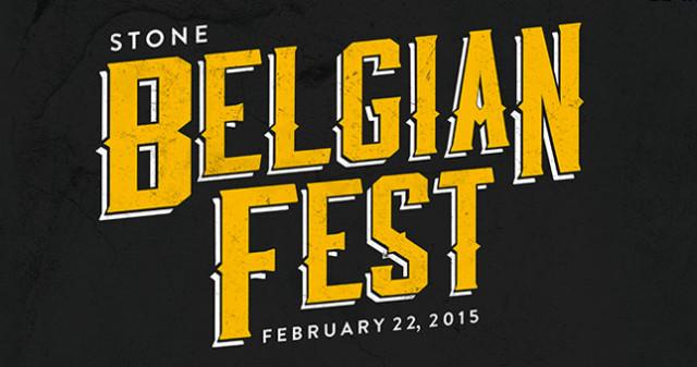 Stone Belgian fest