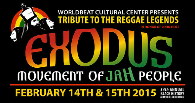 Tribute to the Reggae Legends - Exodus: Movement of Jah People