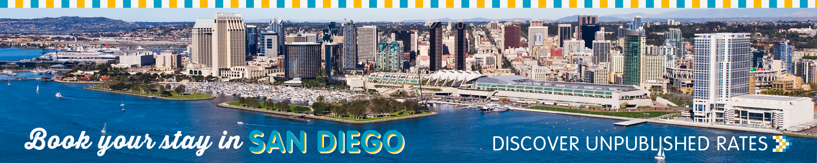 Book Your Stay in San Diego - Discover Unpublished Rates