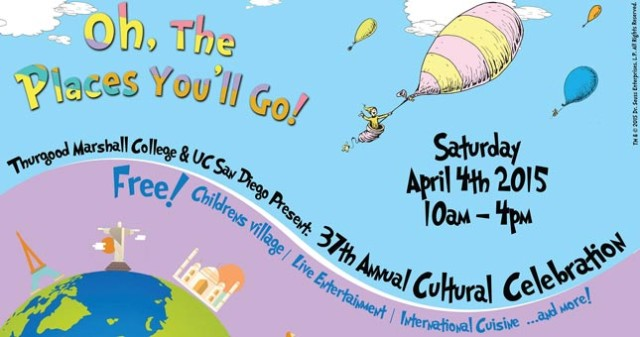 37th Annual Cultural Celebration - Oh The Places You'll Go