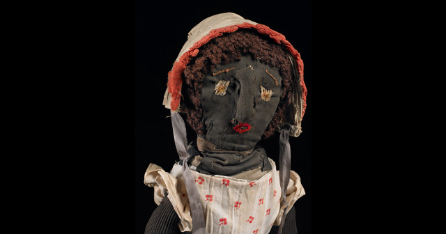 Black Dolls Exhibit - Mingei International Museum