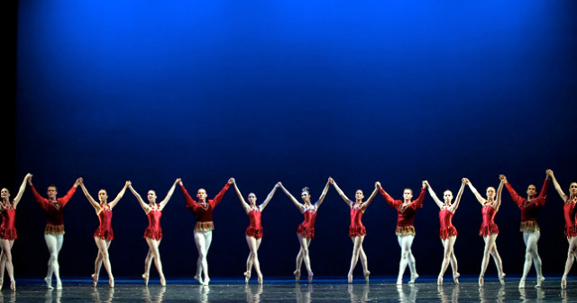 City Ballet's Balanchine Spectacular