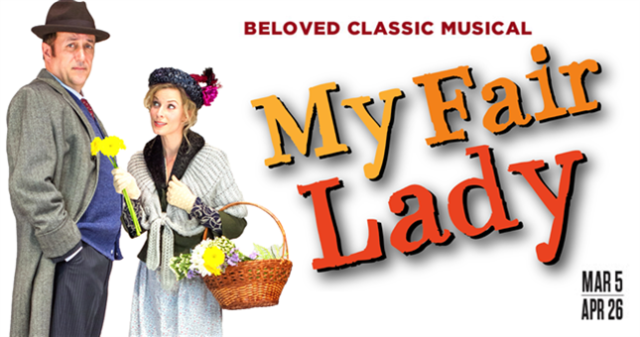 My Fair Lady - Cygnet Theatre - Top Things to Do