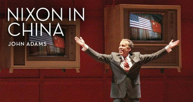 San Diego Opera's Nixon in China