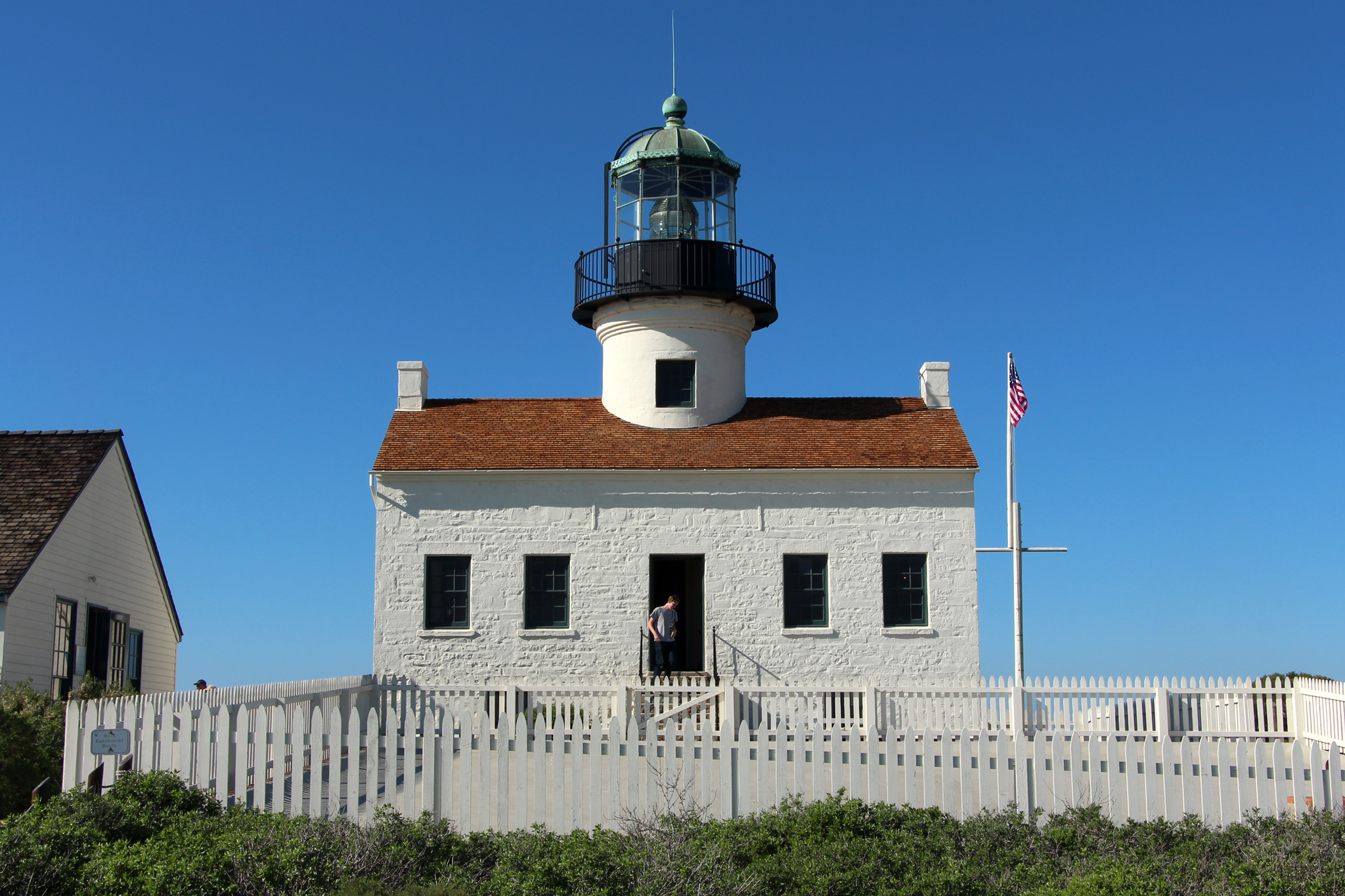 Old Point Loma Lighthouse - Cabrillo National Monument