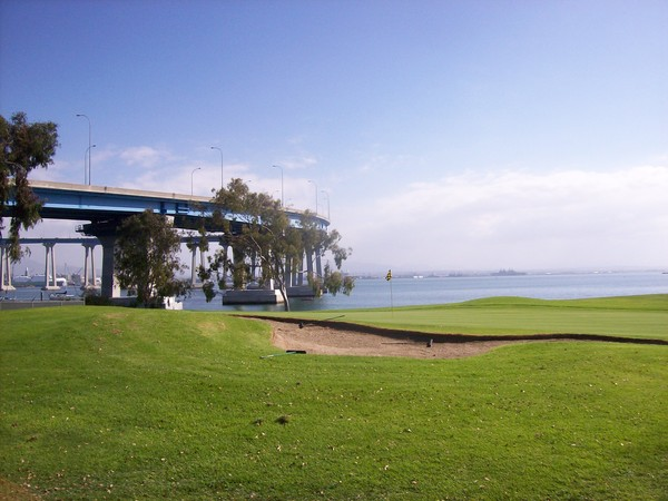 No. 3 at Coronado Municipal Golf Course