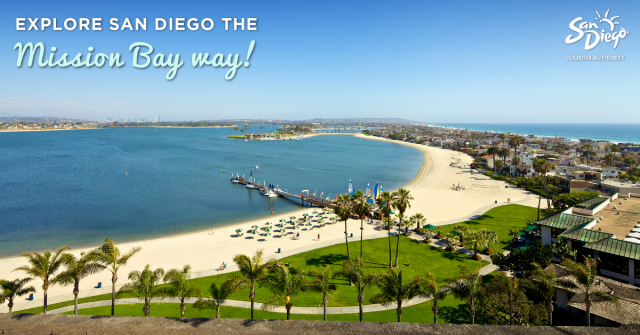 Explore San Diego The Mission Bay Way Sweepstakes