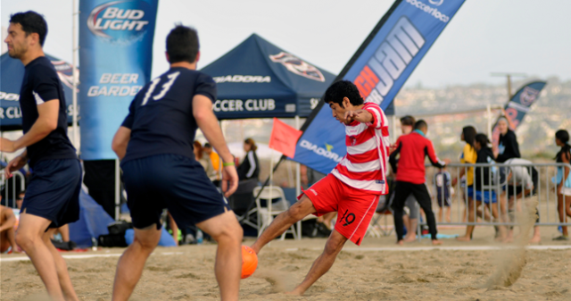 Beach Soccer Jam - Top Things to Do in San Diego