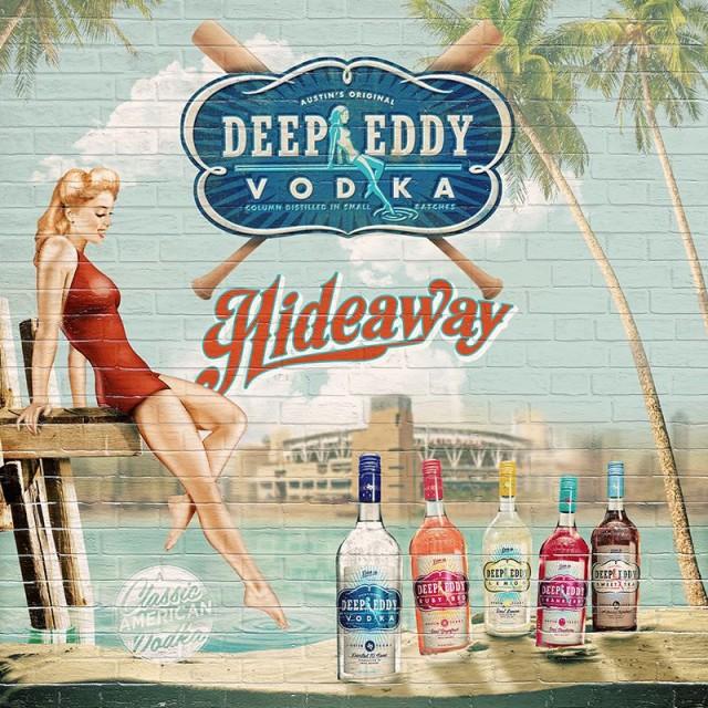 Deep Eddy Vodka Hideaway Petco Park