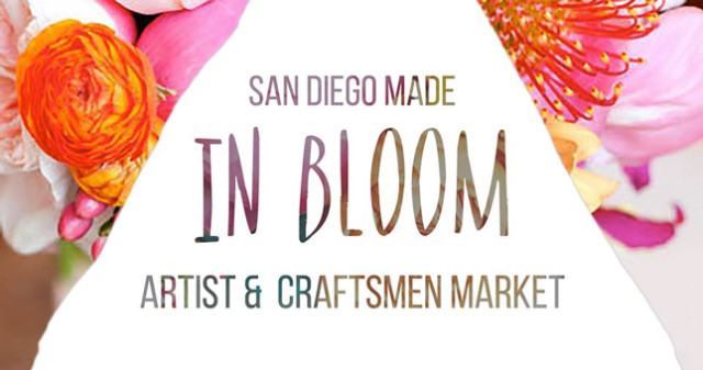 San Diego Made In Bloom Market