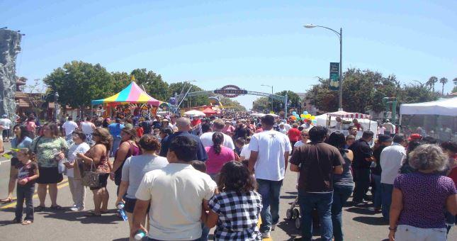 Village Street Faire