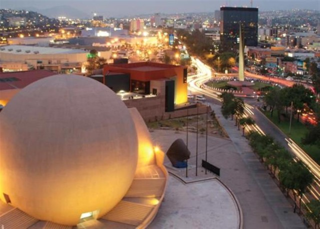 Centro Cultural Tijuana courtesy Baja California Ministry of Tourism