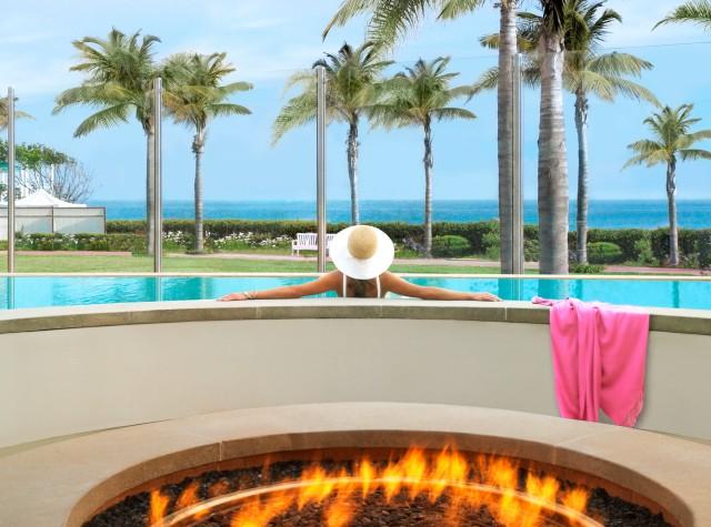 Spa Edge Pool courtesy Hotel Del Coronado