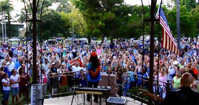 Coronado Promenade Summer Concert Series
