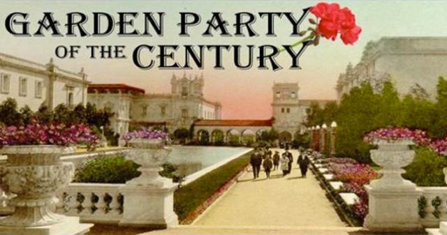Garden Party of the Century
