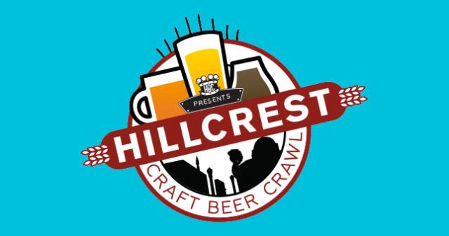 Hillcrest Craft Beer Crawl