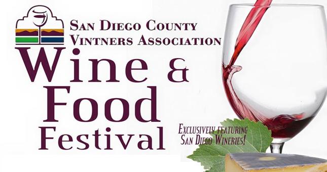 SDCVA Wine & food Festival