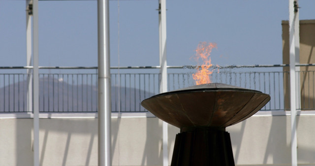 Flame - Chula Vista Olympic Training Center